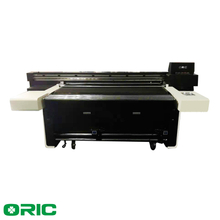 3000H 1.6m UV Roll To Roll And Faltbed All-In-One Printer With three/four Industrial Print Heads