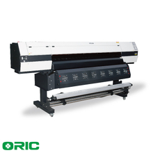OR18-DX5-S3 1.8m Eo Slvent Printer With Three DX5 Print Heads