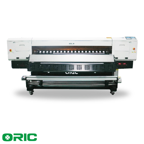 OR18-G5-UV4 1.8m UV Roll To Roll Printer With Four Ricoh GEN5 Print Heads
