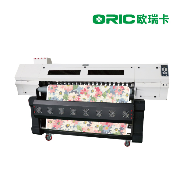 OR18 -TX3 / TX4 1.8m Sublimation Printer With Four Print Heads